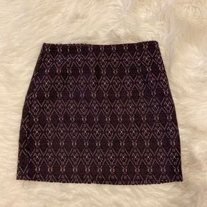 MNG Suit Womens Skirt Size 2